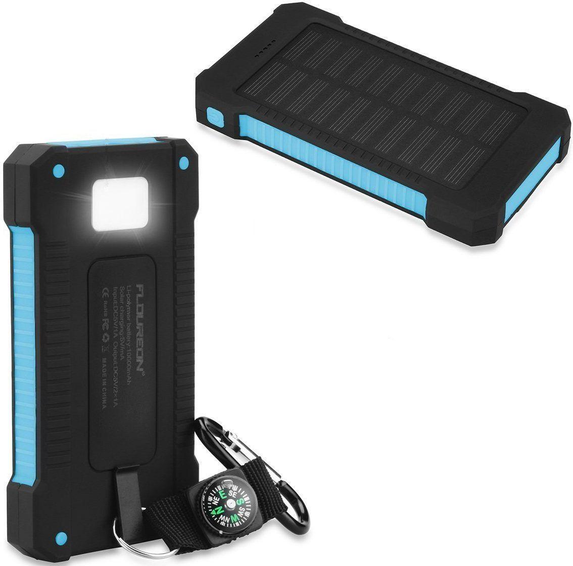 chargeur de batterie solaire