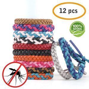 bracelet anti moustique enfant