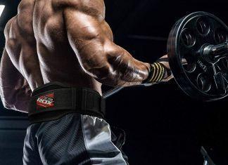 ceinture musculation